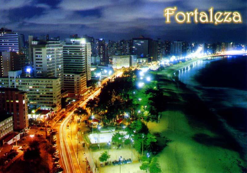 brazil and fortaleza